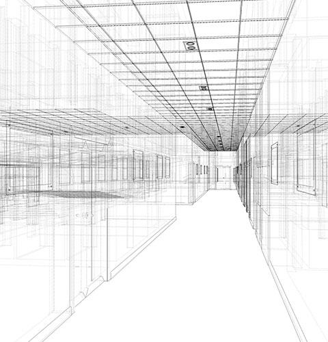 Banji Awosika Architect P.C. 3D Rendering